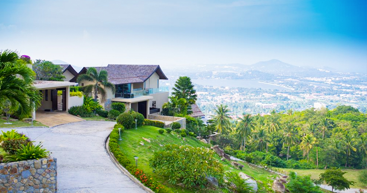 42% OFF! Spectacular 5 Bed Luxury Sea View Villa in Chaweng Noi-19