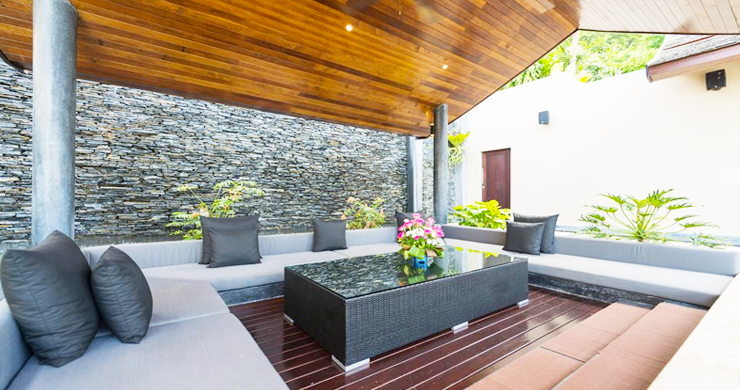 42% OFF! Spectacular 5 Bed Luxury Sea View Villa in Chaweng Noi-7