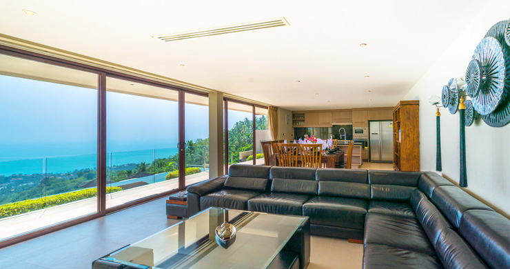 42% OFF! Spectacular 5 Bed Luxury Sea View Villa in Chaweng Noi-5