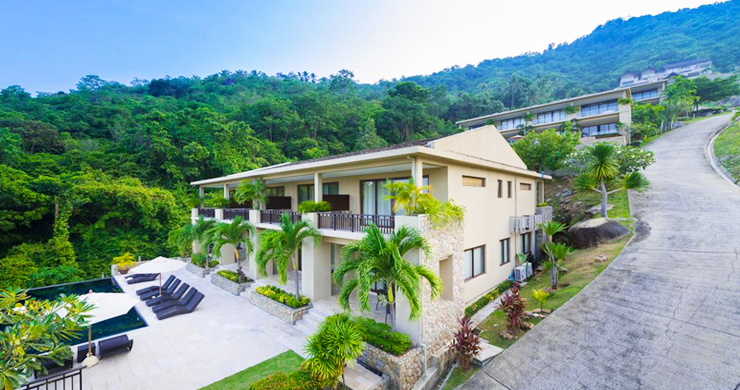 42% OFF! Spectacular 5 Bed Luxury Sea View Villa in Chaweng Noi-27