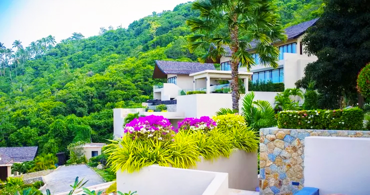 42% OFF! Spectacular 5 Bed Luxury Sea View Villa in Chaweng Noi-24