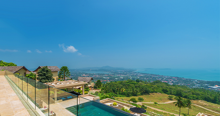 42% OFF! Spectacular 5 Bed Luxury Sea View Villa in Chaweng Noi-8