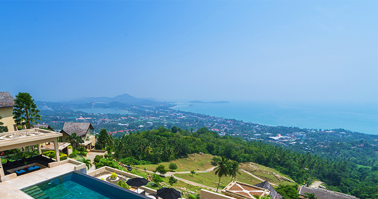42% OFF! Spectacular 5 Bed Luxury Sea View Villa in Chaweng Noi-18