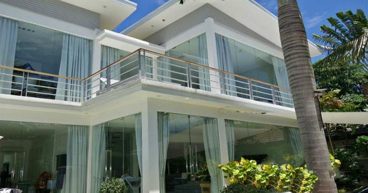 Modern 5 Bedroom Luxury Pool Villa in Chaweng-1