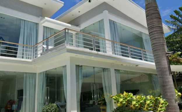 Modern 5 Bedroom Luxury Pool Villa in Chaweng