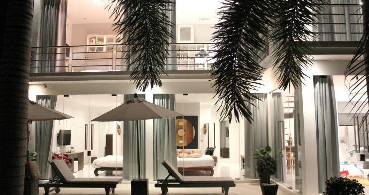 Modern 5 Bedroom Luxury Pool Villa in Chaweng-17