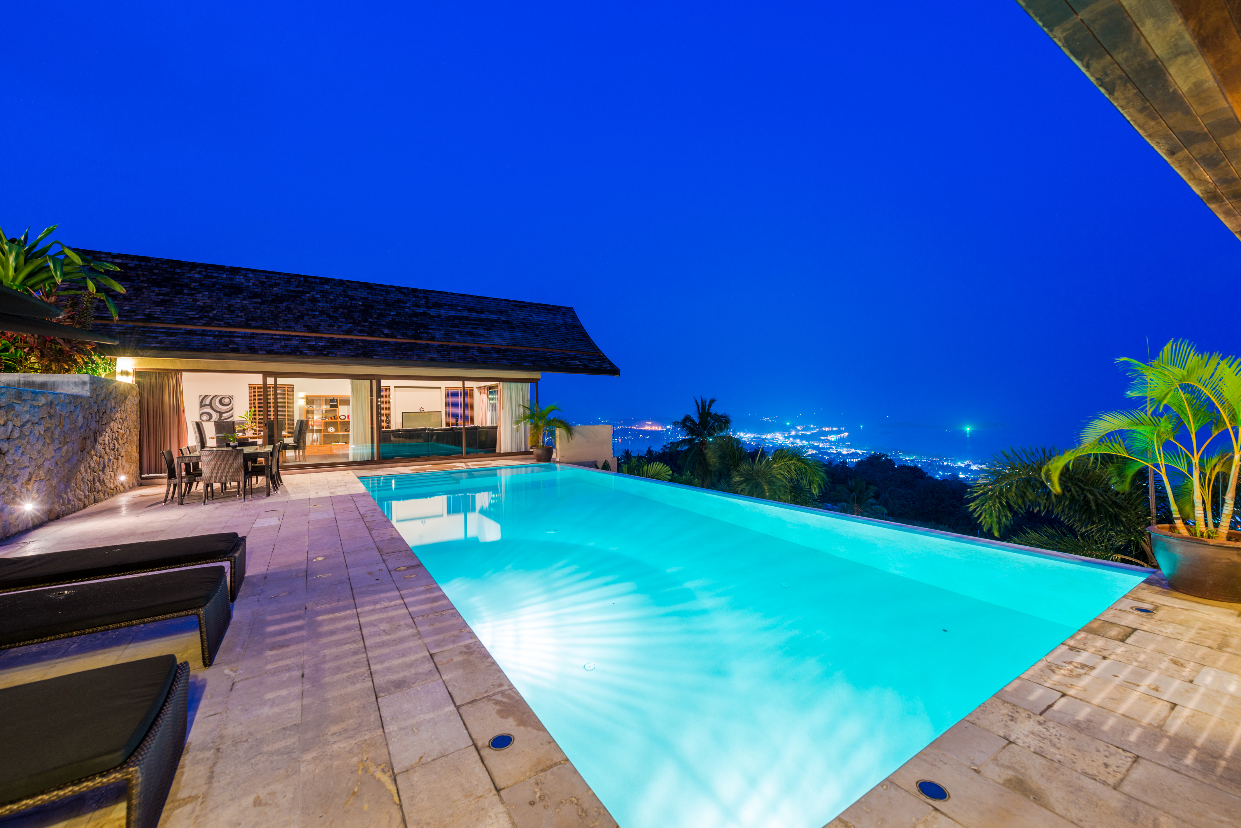 Beautiful 5-Bed Luxury Villa in Chaweng -1