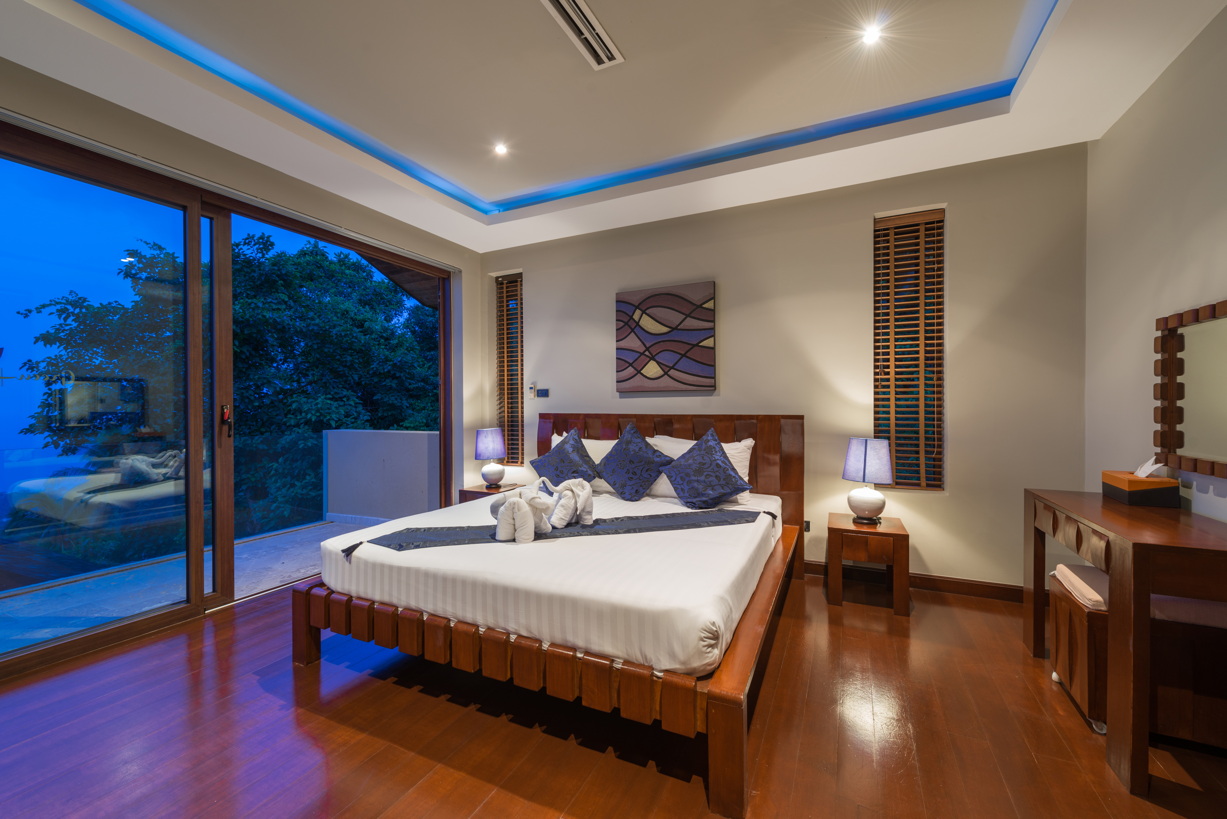 Beautiful 5-Bed Luxury Villa in Chaweng -10