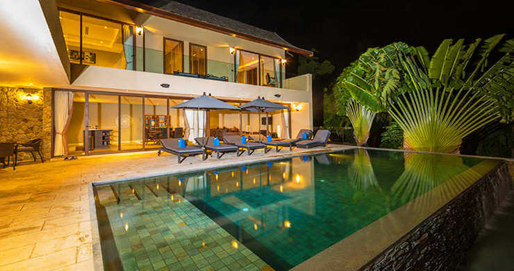 42% OFF! Sumptuous 3-Bed Luxury Sea view Villa in Chaweng Noi-23