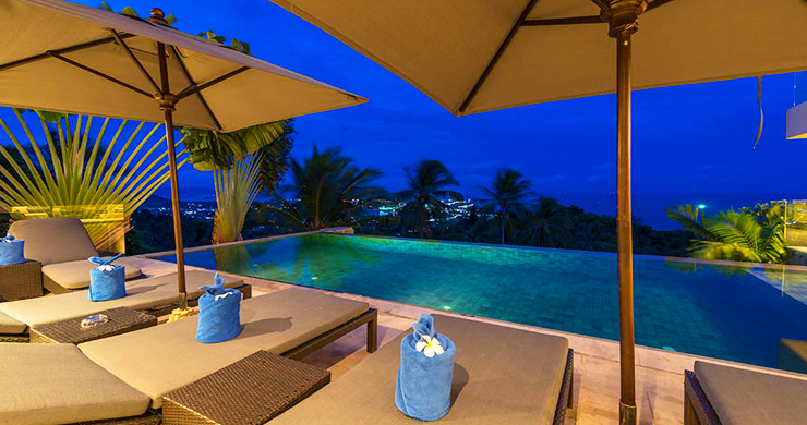 42% OFF! Sumptuous 3-Bed Luxury Sea view Villa in Chaweng Noi-20