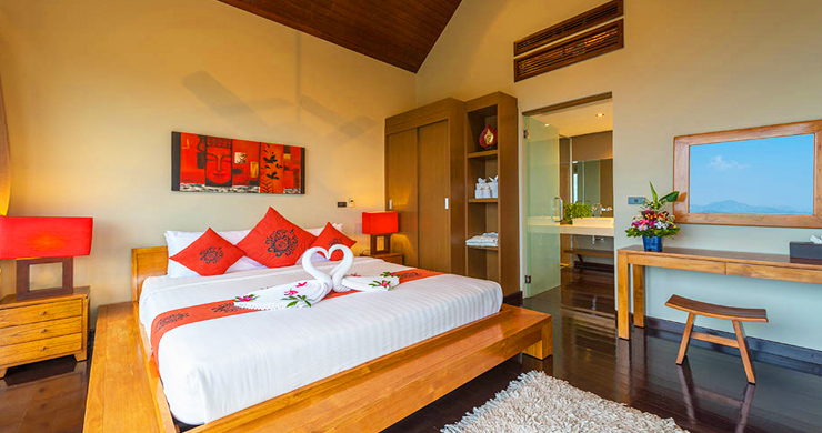 42% OFF! Sumptuous 3-Bed Luxury Sea view Villa in Chaweng Noi-13