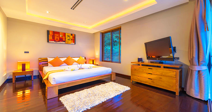 42% OFF! Sumptuous 3-Bed Luxury Sea view Villa in Chaweng Noi-12