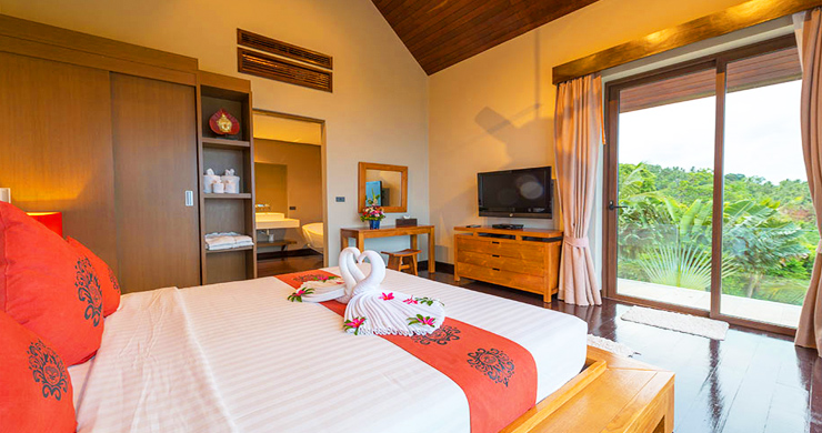 42% OFF! Sumptuous 3-Bed Luxury Sea view Villa in Chaweng Noi-8