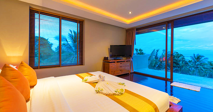 42% OFF! Sumptuous 3-Bed Luxury Sea view Villa in Chaweng Noi-10