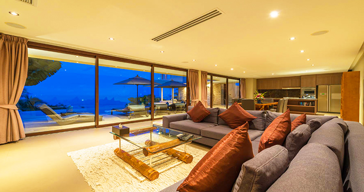 42% OFF! Sumptuous 3-Bed Luxury Sea view Villa in Chaweng Noi-4