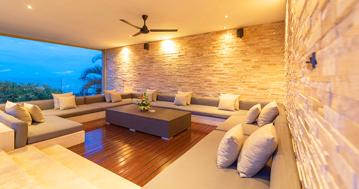 42% OFF! Sumptuous 3-Bed Luxury Sea view Villa in Chaweng Noi-3