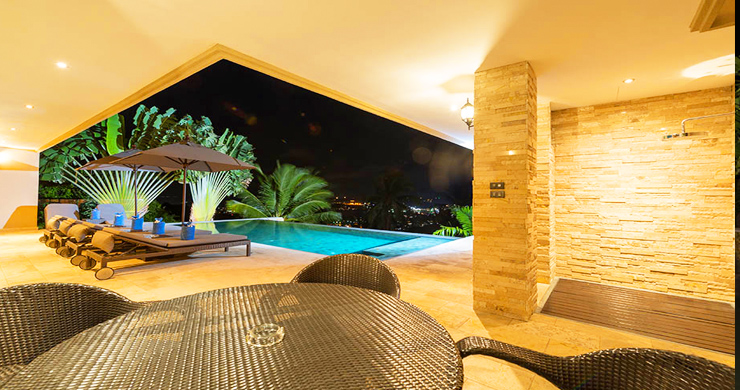 42% OFF! Sumptuous 3-Bed Luxury Sea view Villa in Chaweng Noi-22
