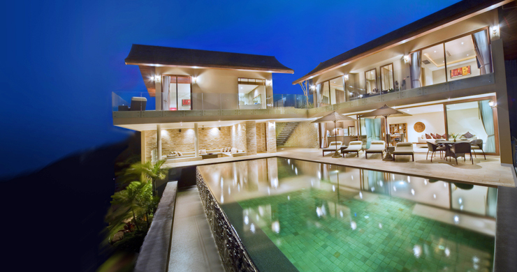 42% OFF! Sumptuous 3-Bed Luxury Sea view Villa in Chaweng Noi-2