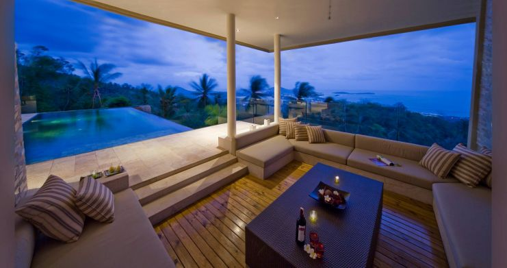 42% OFF! Sumptuous 3-Bed Luxury Sea view Villa in Chaweng Noi-25