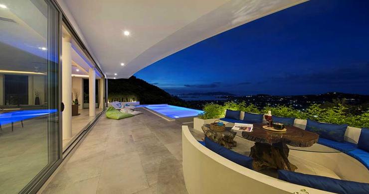 Award Winning Luxury Sea View Pool Villa & Studio-31