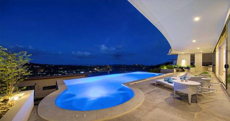 Award Winning Luxury Sea View Pool Villa & Studio-33