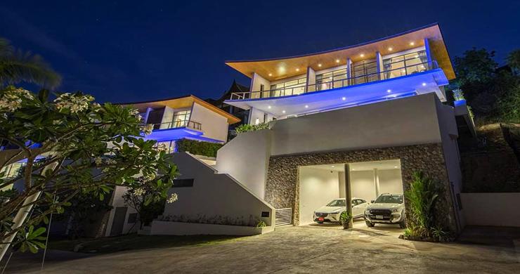Award Winning Luxury Sea View Pool Villa & Studio-34
