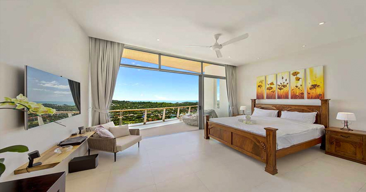 Award Winning Luxury Sea View Pool Villa & Studio-28