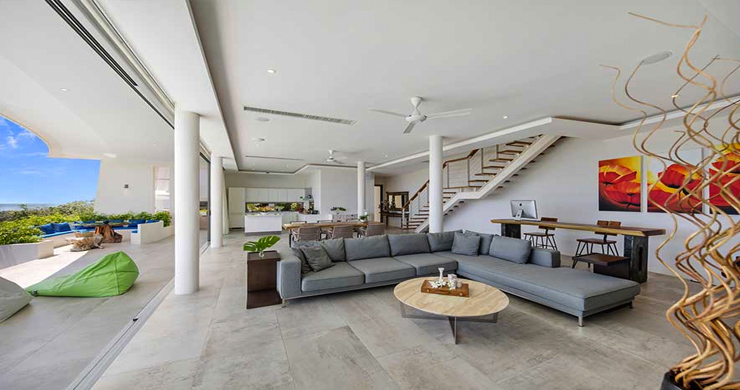 Award Winning Luxury Sea View Pool Villa & Studio-6