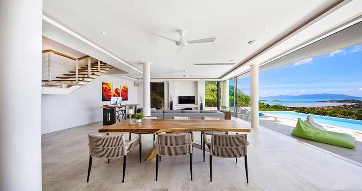 Award Winning Luxury Sea View Pool Villa & Studio-5