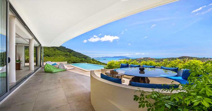 Award Winning Luxury Sea View Pool Villa & Studio-4