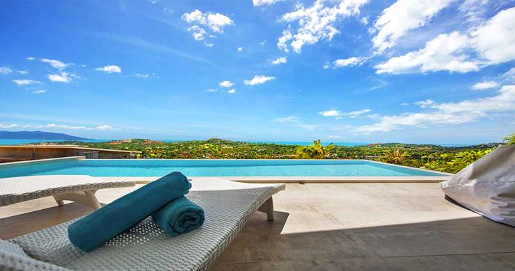 Award Winning Luxury Sea View Pool Villa & Studio-14