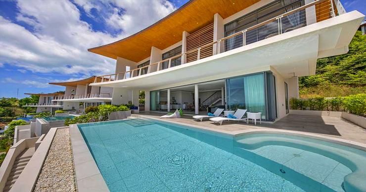 Award Winning Luxury Sea View Pool Villa & Studio-1