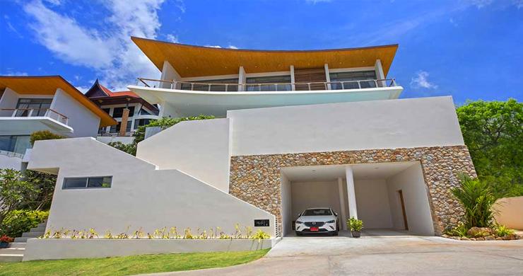 Award Winning Luxury Sea View Pool Villa & Studio-16