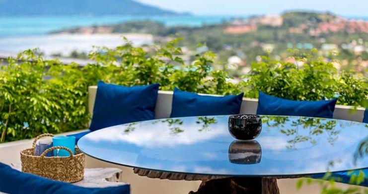 Award Winning Luxury Sea View Pool Villa & Studio-12
