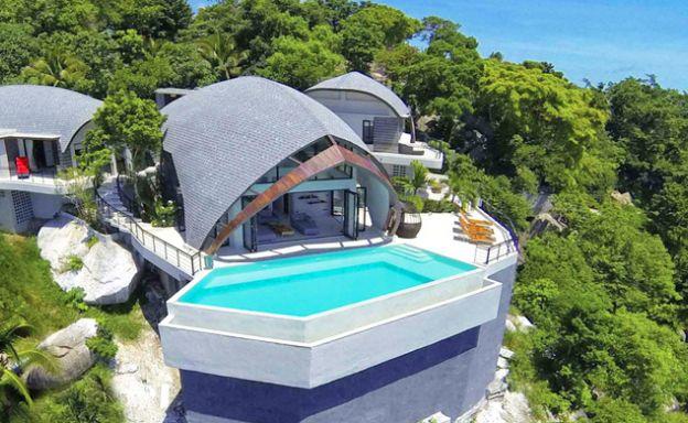 Ultra Luxury Pool Villa Rental on Chaweng Noi Peak