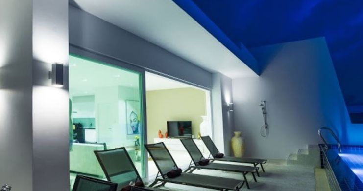 Sunset Sea-view 4-Bedroom Pool Villa in Bangrak-25
