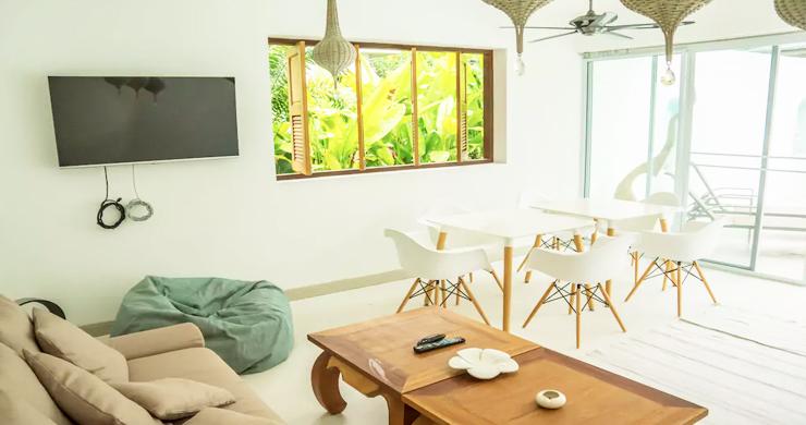 Tropical 3 Bedroom Pool Villa in Peaceful Lamai-4