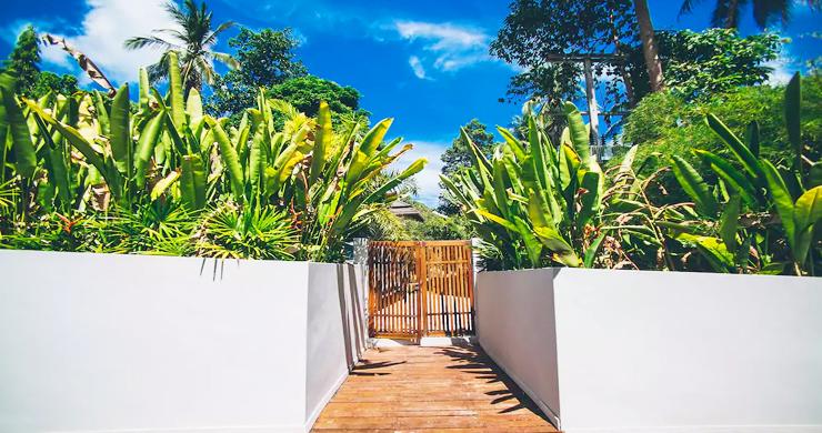 Tropical 3 Bedroom Pool Villa in Peaceful Lamai-12