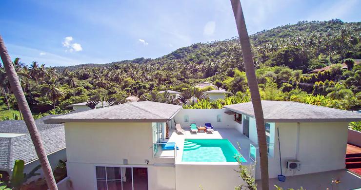 Tropical 3 Bedroom Pool Villa in Peaceful Lamai-13