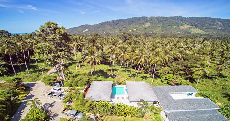 Tropical 3 Bedroom Pool Villa in Peaceful Lamai-14