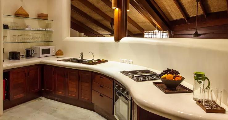 Beautiful 3 Bedroom Waterfall Luxury Villa in Laem Set-4