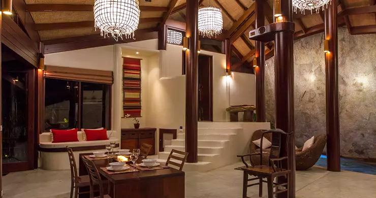 Beautiful 3 Bedroom Waterfall Luxury Villa in Laem Set-11
