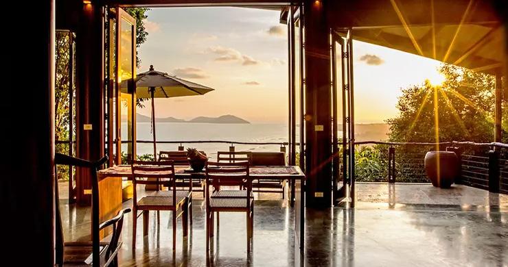 Beautiful 3 Bedroom Waterfall Luxury Villa in Laem Set-6
