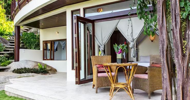 Beautiful 3 Bedroom Waterfall Luxury Villa in Laem Set-13