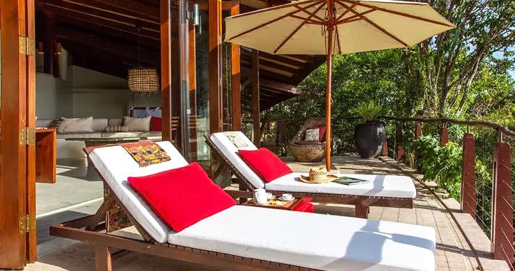 Beautiful 3 Bedroom Waterfall Luxury Villa in Laem Set-2