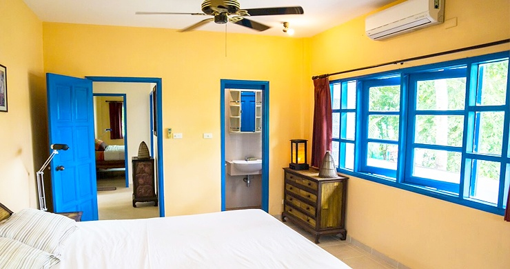Charming 2 Bedroom Pool Villa by Bophut Beach-13