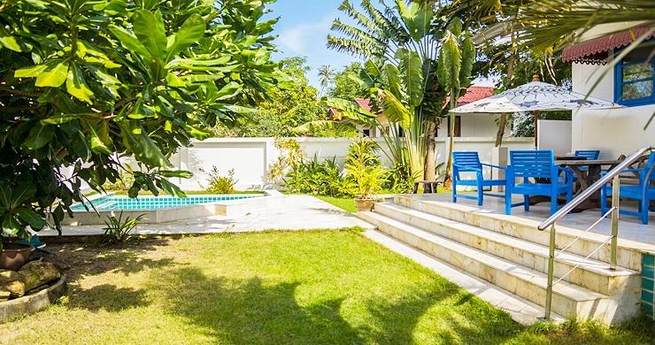 Charming 2 Bedroom Pool Villa by Bophut Beach-8