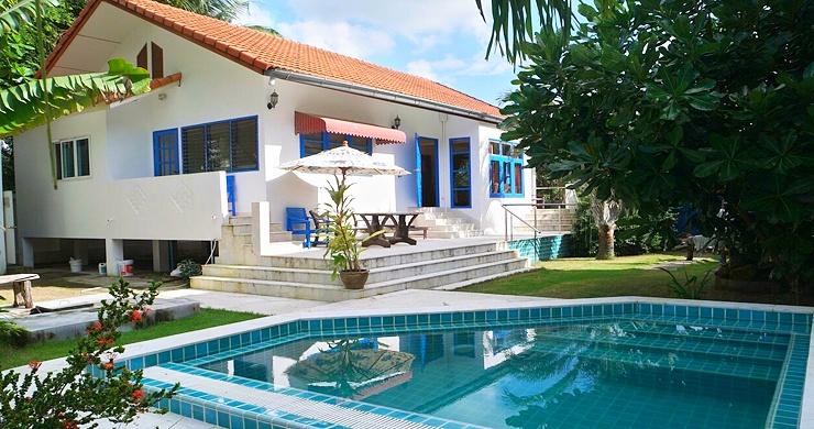 Charming 2 Bedroom Pool Villa by Bophut Beach-1