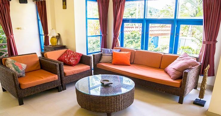 Charming 2 Bedroom Pool Villa by Bophut Beach-7