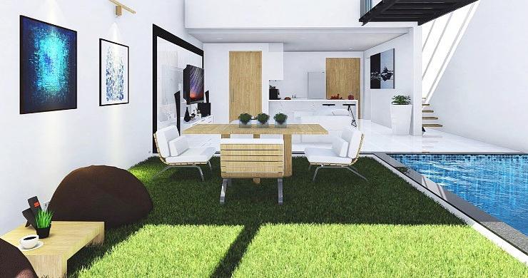 Modern 2 Bed Private Pool Villas By Bangrak Beach-5